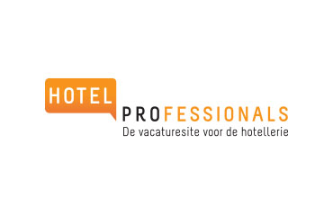 Hotelprofessionals vacature website